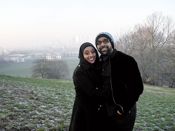 British muslim dating online dating problems